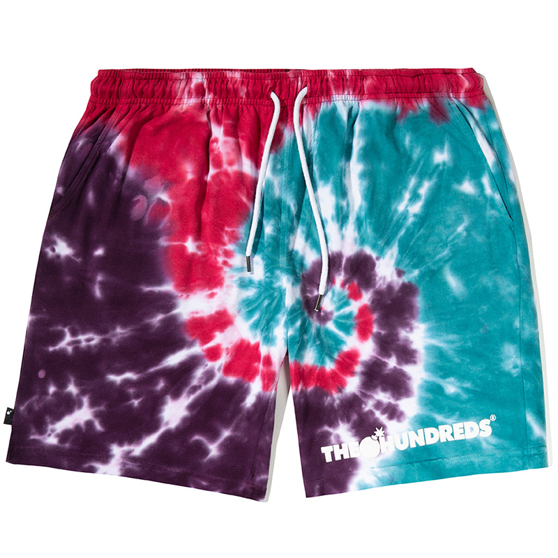 The Hundreds Haze Shorts Purple