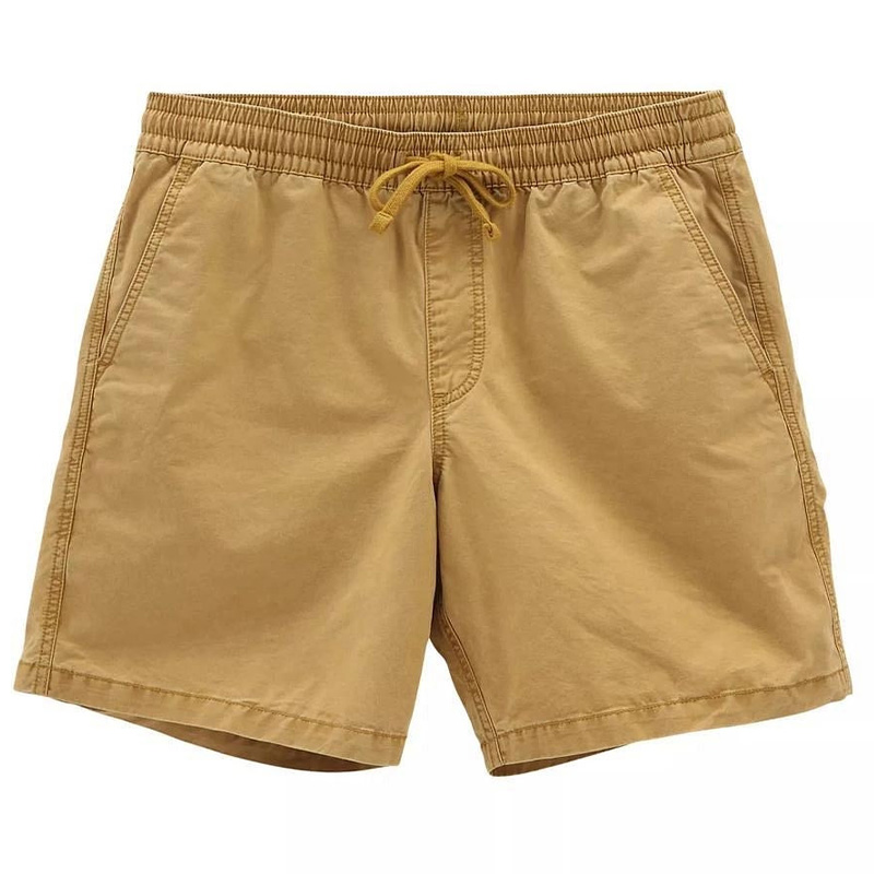 Vans Range Salt Wash Short Dried Tobacco