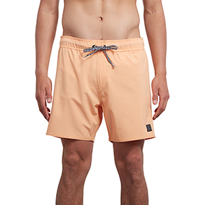 Volcom Case Stoney 16inch Short Summer Orange