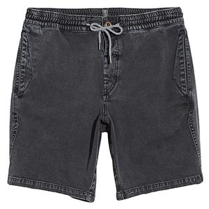 Volcom Flare Short Black