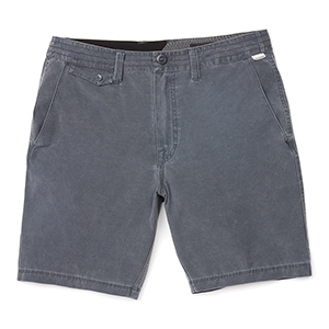 Volcom Frickin Hybrid Short Faded Gunmetal Grey
