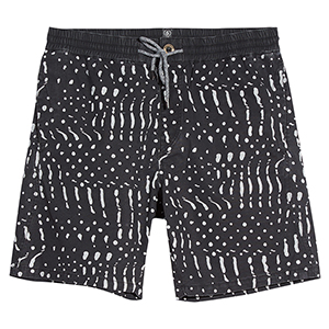 Volcom Nowhere Short Black