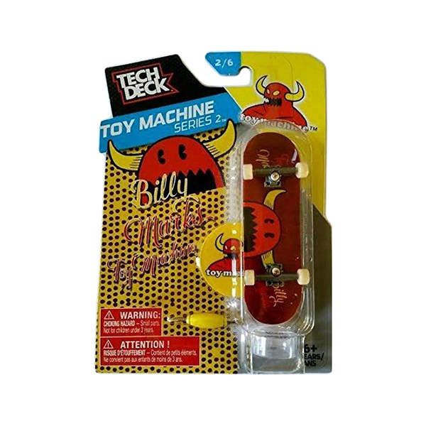 Toy Machine Billy Marks Tech Deck