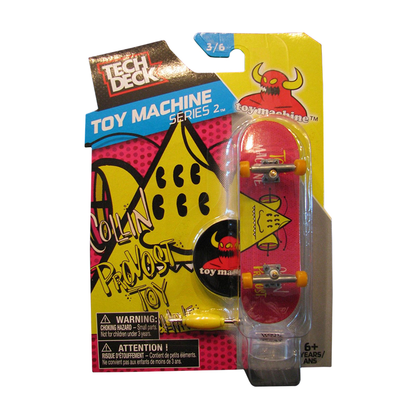 Toy Machine Collin Provost Tech Deck