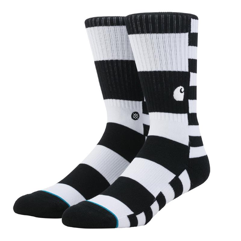 Carhartt Barkley Socks Black/White