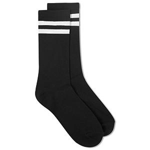 Carhartt College Socks Black/White