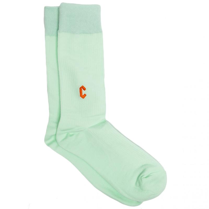 Chrystie NYC Casual Socks Mint