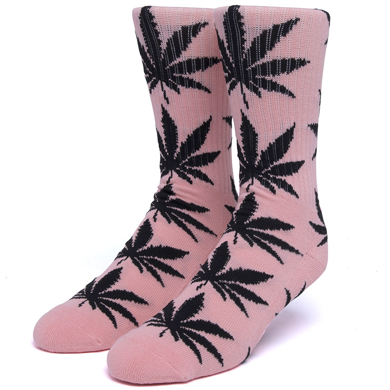 HUF Essentials Plantlife Socks Coral