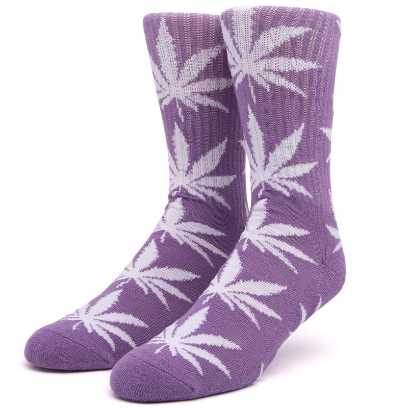 HUF Essentials Plantlife Socks Violet