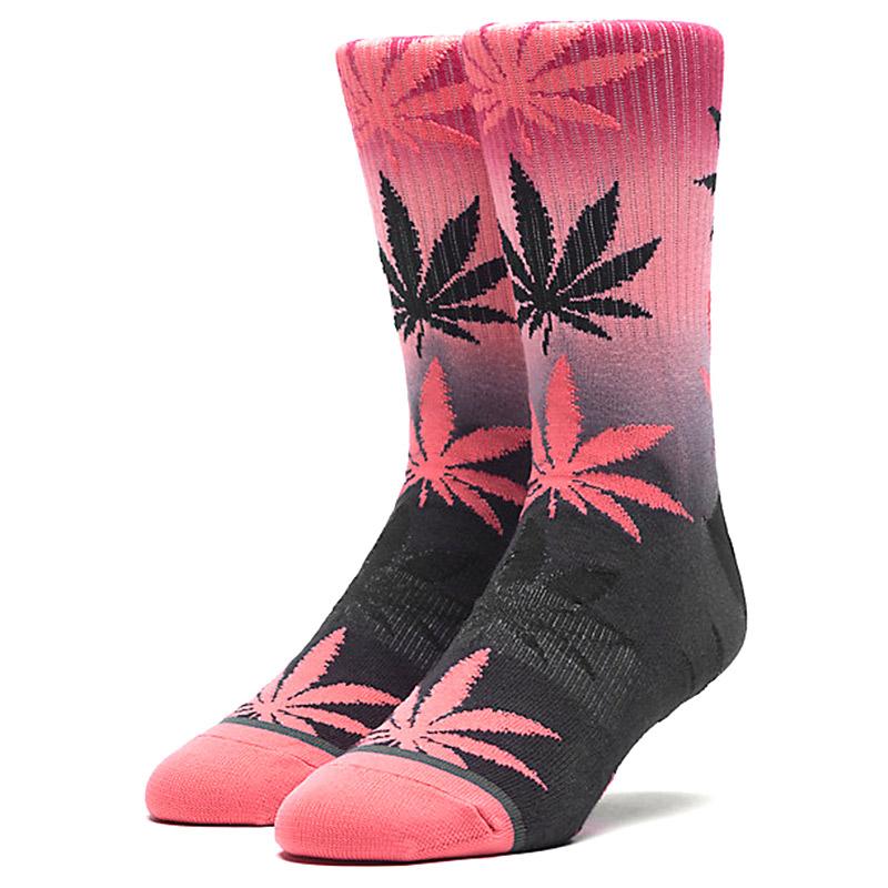 HUF Gradient Dye Plantlife Socks Desert Flower