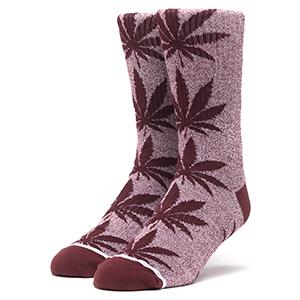 HUF Plantlife Kush Melange Socks Port Royale