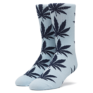 HUF Plantlife Socks Forever Blue