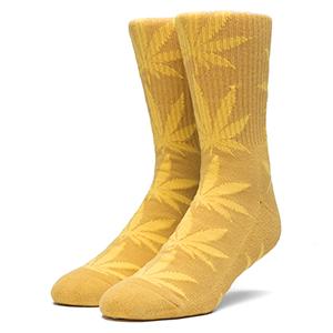 HUF Plantlife Socks Honey Mustard