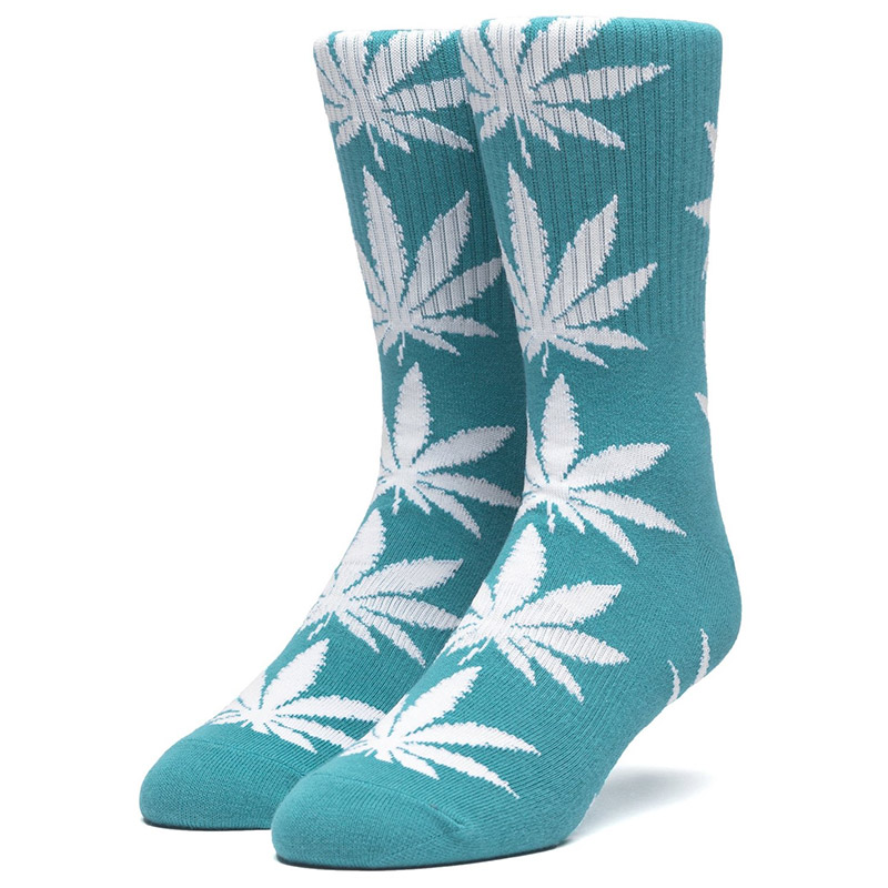 HUF Plantlife Socks Quetzal Green