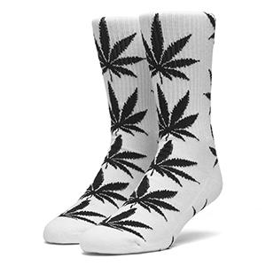 HUF Plantlife Socks White