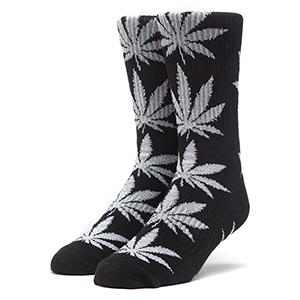 HUF Plantlife Tinsel Socks Black