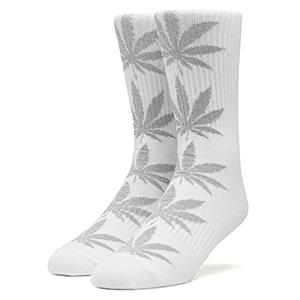 HUF Plantlife Tinsel Socks White