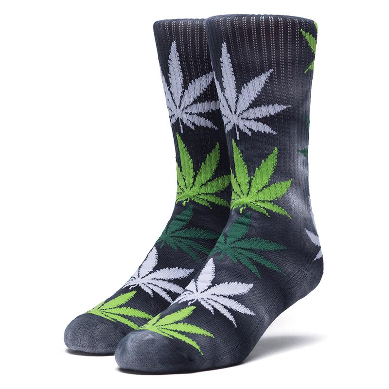HUF Strain Plantlife Crew Socks Babba Kush