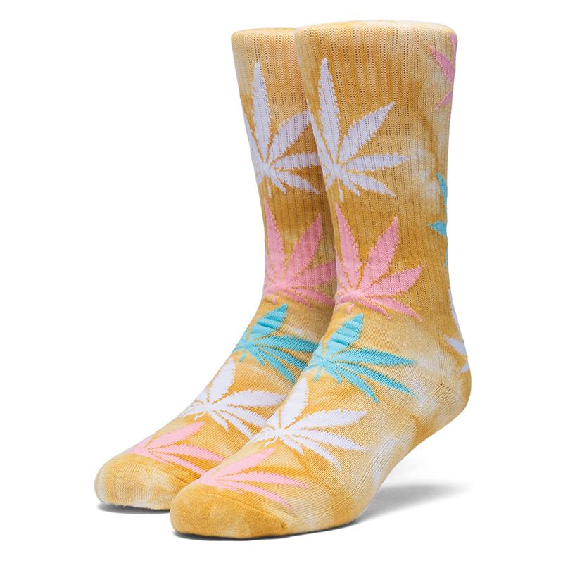 HUF Strain Plantlife Crew Socks Maui Waui