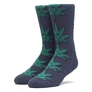 HUF X 420 Plantlife Mr. Nice Guy Socks Black