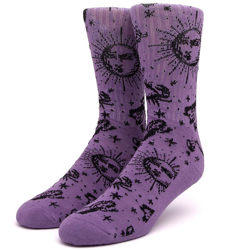 HUF Zodiac Socks Violet