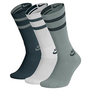 Nike SB 3Ppk Crew Socks Multi