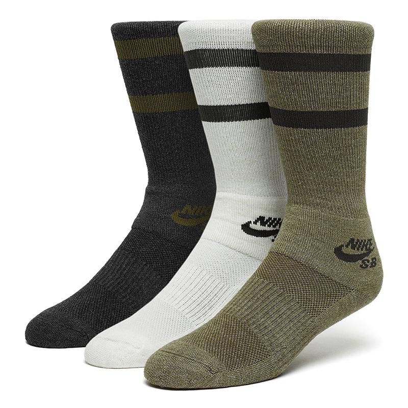 Nike SB Crew Socks Multi