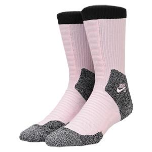 Nike SB Elite Skate Crew Socks Prism Pink/Black/Black