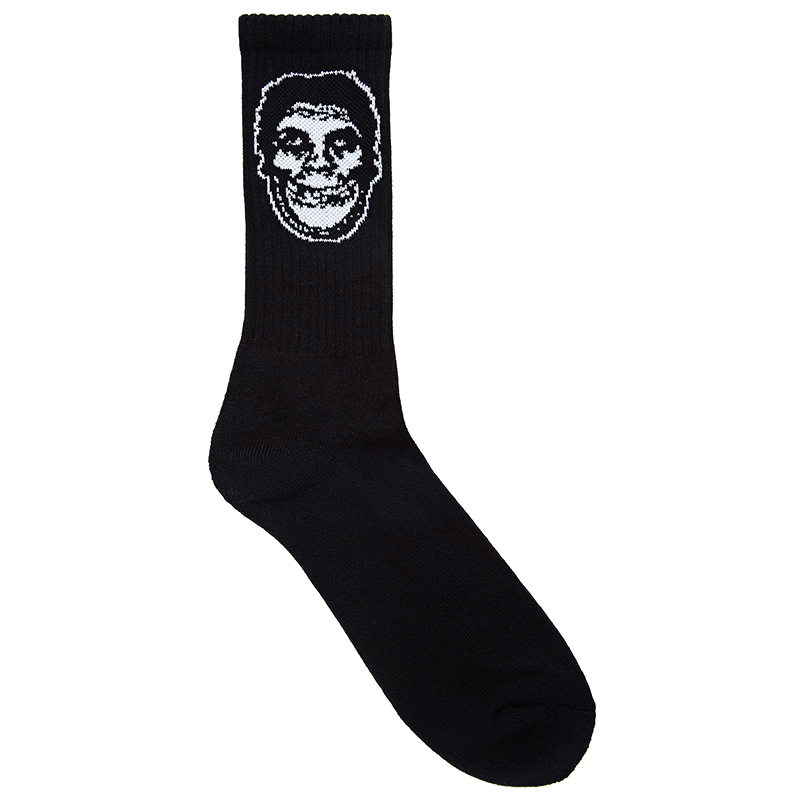 Obey X Misfits Socks Black