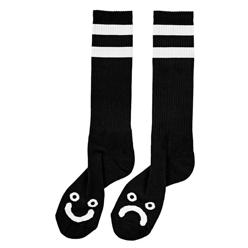 Polar Happy Sad Classic Socks Black