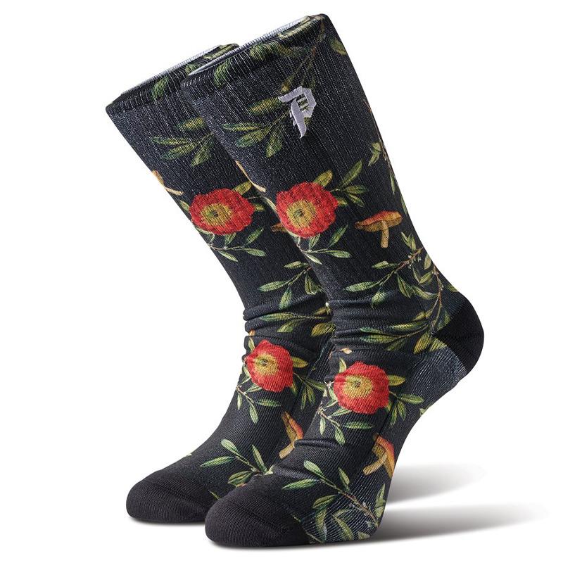 Primitive Horticulture Socks Black