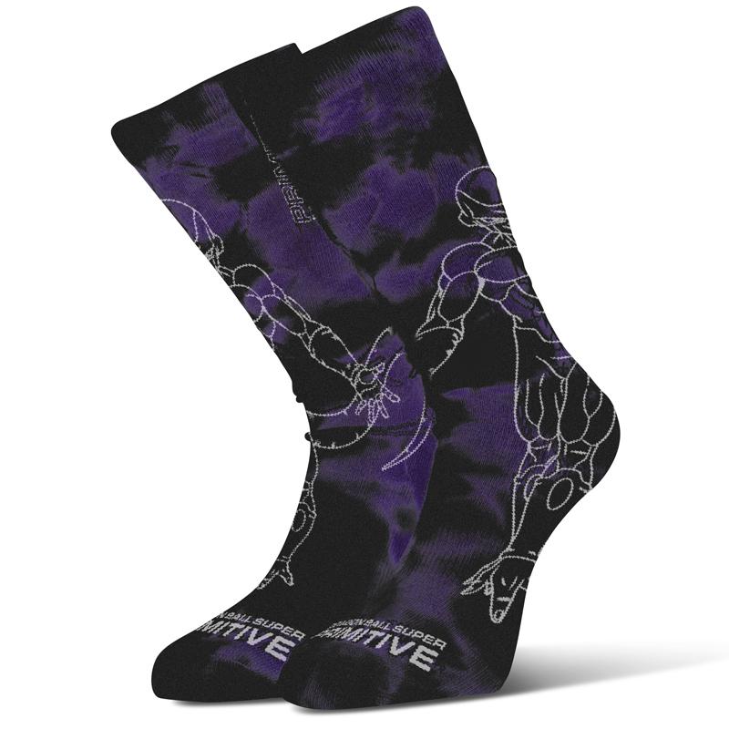 Primitive x DBS Frieza Washed Socks Purple