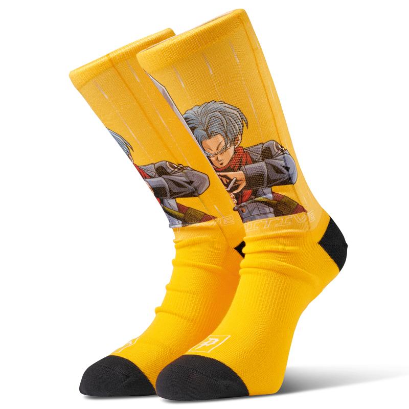 Primitive x DBS Shadow Trunks Socks Orange