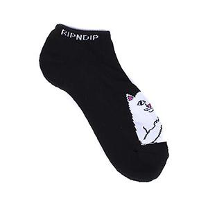 RIPNDIP Lord Nermal Ankle Socks Black