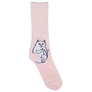 RIPNDIP Lord Nermal Socks Pink