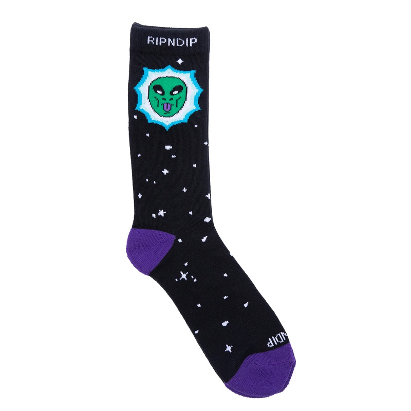 RIPNDIP Nedula Socks Black