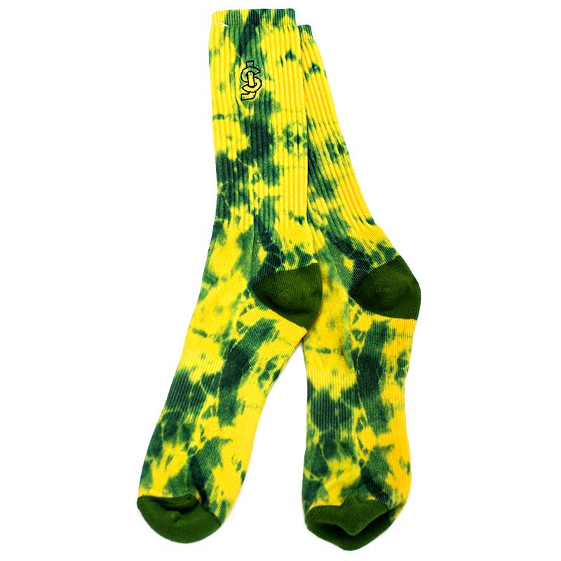 Shake Junt OG Kush Tie-Dye Socks