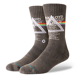 Stance 1972 Tour Socks Black