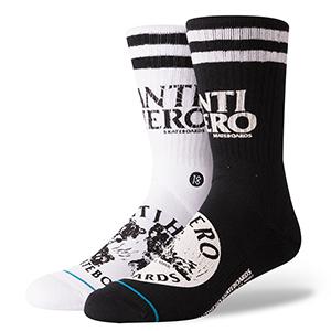 Stance Antihero Socks Black