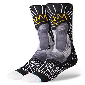 Stance B.I.G. Socks Black