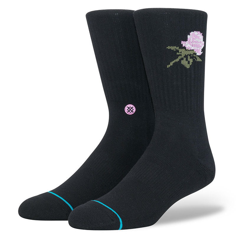 Stance Bachelor Socks Black