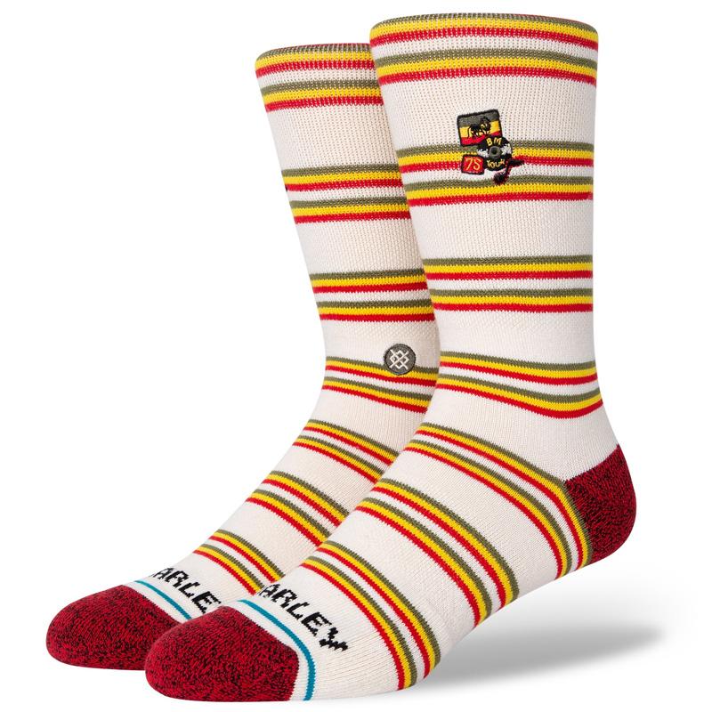 Stance Bm 75 Tour Socks Canvas