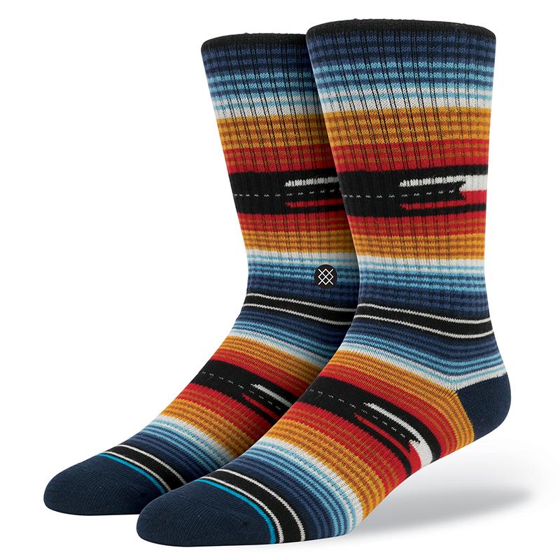 Stance Boise Socks Black