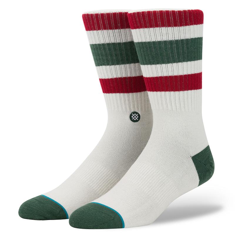 Stance Boyd 3 Socks Green