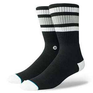 Stance Boyd 4 Socks Black