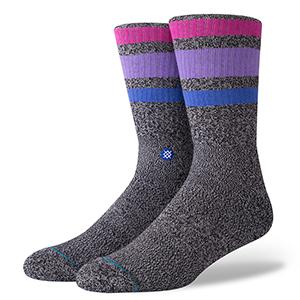 Stance Boyd 4 Socks Heather Grey