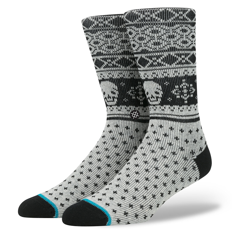 Stance Breadman Socks Grey