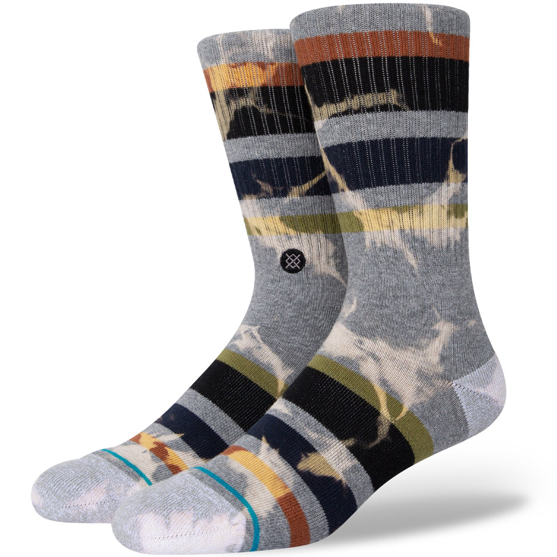 Stance Brong Socks Black