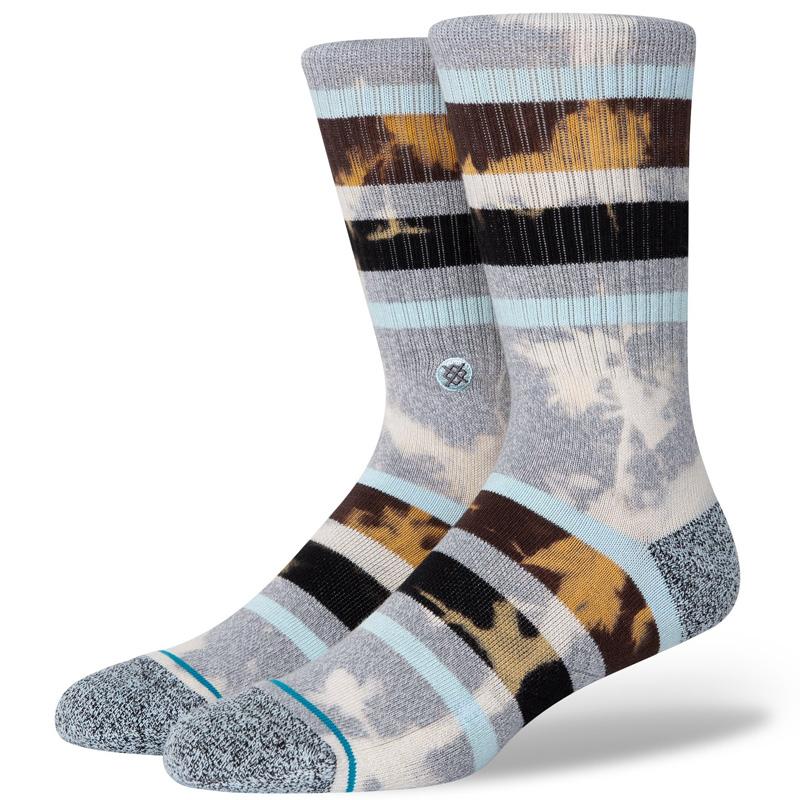 Stance Brong Socks Grey