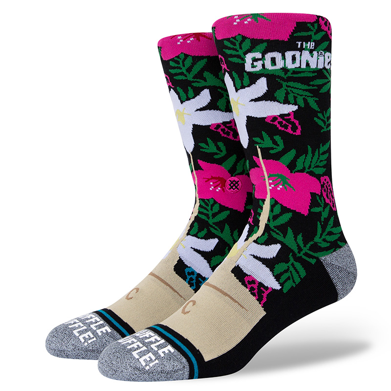Stance The Goonies Chunk Socks Black